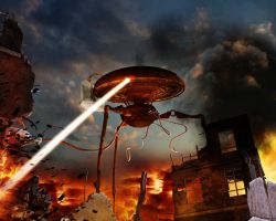 the war of the worlds radio play